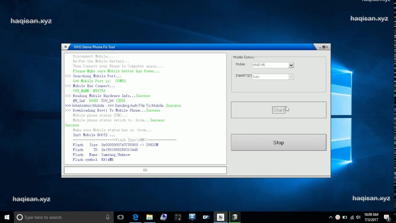 Pengalaman Hard reset Meizu M6 Note tanpa PC